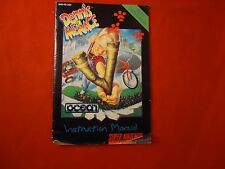 Dennis the Menace Super Nintendo SNES Instruction Manual Booklet ONLY