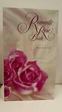 ROMANTIC ROSE PORCELAIN BRIDE BARBIE DOLL 1995 Limited Edition for ages 3+