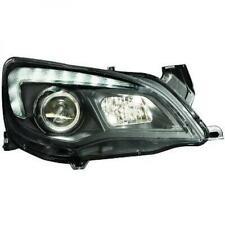 Scheinwerfer Set für Opel Astra J 09-15 Klarglas/Schwarz LED