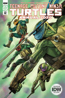 TMNT ANNUAL 2020 SDCC EXCLUSIVE IDW IN HAND (LE of 300 prints) NM SOLD OUT