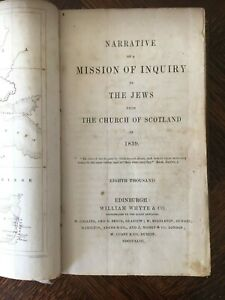 Narrative Mission Of Inquiry to the Jews from the Church of Scotland in 1839
