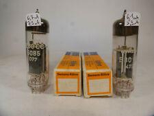 one pair tube NOS Siemens E80CC for dark audio, Audio Note Kondo M77, etc