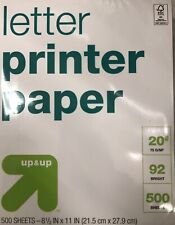 Printing  paper 500ct Up&Up