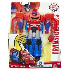 Transformers Robots In Disguise Combiner Force Hyper Change Optimus Prime Figure