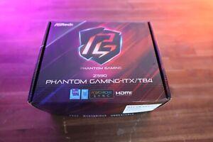 ASRock Z590 Phantom Gaming ITX/TB4
