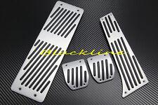 For 1992~99 BMW E36 318i 320i 325i 328i M3 Manual Aluminum Pedal Pedals Set 4pcs