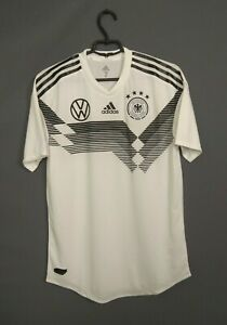Germany Jersey Training Authentic 2018 2019 Size 7 Shirt Adidas DY8791 ig93