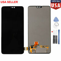 For Oneplus 6/One Plus 6 LCD OLED Display + Touch Screen Digitizer Assembly US