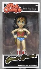 2016 Rock Candy Classic Wonder Woman Vinyl Figure - Funko - DC Comics