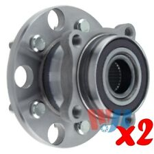 Pack of 2 Rear Wheel Hub Bearing Assembly replace 512337 HA590136 BR930640