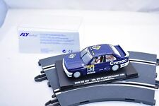 FLY CAR MODELS 96092 E1701 1/32 SLOT CARS BMW M3 E30 24H SPA-FRANCORCHAMPS 1988