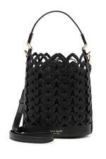 NWT Kate Spade Dorie Small Bucket Bag Italian Leather Satchel $358 PXRUA325