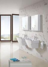 "Bathroom Pedestal Sink - Single Pedestal Sink - Modern Sink - Marcellino - 22.6"""