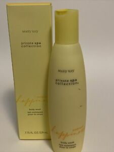 Mary Kay Private Spa Collection Embrace Happiness Body Wash NEW IN BOX
