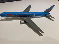 BRITANNIA AIRWAYS BOEING 767-300 THOMSON AIRCRAFT PLASTIC