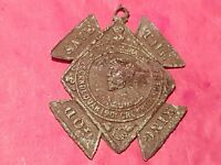 Very rare commemorative 1901/1902 God Save The King medallion, Please read L127i