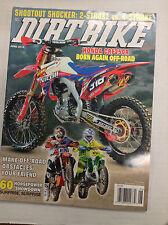 Dirt Bike Magazine Honda CRF250R Off Road June 2014 032717nonR