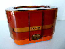 Vintage Kitchen Scale Terraillon 4000 braun Zanuso 70s Küchenwaage 70er Waage
