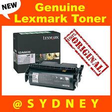 Genuine Lexmark Cartridge 12A6839 Black Toner Cartridge for T520 T522 X522 X520