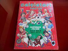 Album Calciatori Panini 1983-84!! Completo! Ottimo!