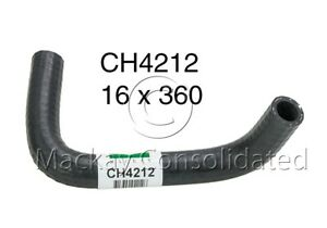 Mackay Connecting Pipe (Heater Hose) CH4212 fits Nissan Skyline 3.0 (R31)