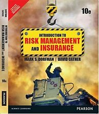Introduction to Risk Management and Insurance by Mark S. Dorfman, David A. Ca...