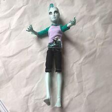 """Muñeca Monster High Boy-gillington """"Gil"""" Webber-Manster Pack aletas Escala de pescado"""