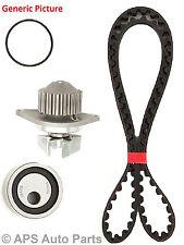 To Fit Citroen Berlingo Fiat Peugeot Timing Belt Tensioner Pulley Water Pump Kit