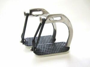 Sicherheits-Steigbügel - Silber