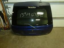 06 PONTIAC TORRENT CHEVY EQUINOX Laser Blue 227M Rear Trunk Lid / Gate IC 1961 A