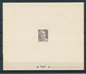 [G42956] France Marianne Good Deluxe PROOF sheet Very Nice Mint
