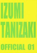 New listing Doujinshi IZUMI TANIZAKI (Izumi Tanizaki) OFFICIAL 1 (Original Creation )