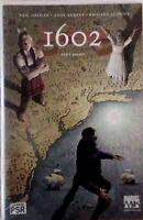 MARVEL 1602 PART 8 NM Neil Gaiman, Andy Kubert