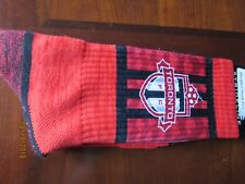 New Socks TORONTO FC Football Club Canadian Soccer Strideline Firehouse Crew Pre