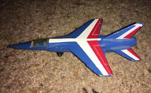 MATCHBOX - SKYBUSTERS SB-4 Dassault MIRAGE F-1 PatroilF4RAF,A10 USAF no box