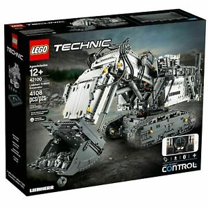 LEGO Technic 42100 Liebherr R 9800 Excavator *BRAND NEW & SEALED*