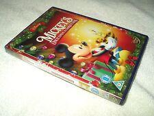 DVD Movie Disney Mickey's Once Upon A Christmas