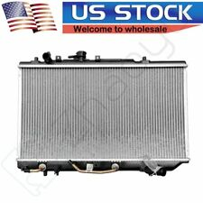 New Replacement Aluminum Radiator for Ford Aspire 1.3L L4 1994-1997 Fits CU1626