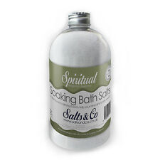 Bergamot, Rosemary Epsom Bath Salts - Spiritual - Aromatherapy Salts & Co - 500g