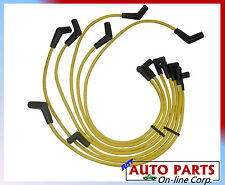 IGNITION SPARK PLUG WIRES TAURUS 86-95 V6 3.0L SABLE AEROSTAR 86-90 MADE IN USA