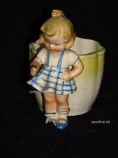 +# A015957_02 Goebel Archiv Muster Schale Vase Behälter Mädchen mit Fliege KZ34