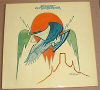 EAGLES ON THE BORDER  VINYL LP ALBUM FIRST PRESSING 1974.