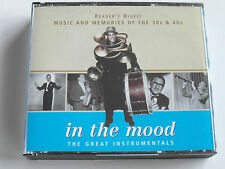 Readers Digest - In The Mood - 30's & 40's (3 x CD Album) Used very good