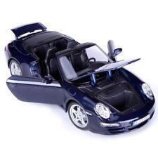Artículos de automodelismo y aeromodelismo color principal rojo Porsche de escala 1:18