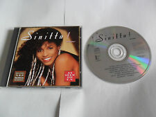 SINITTA - Sinitta ! (CD 1987) FRANCE Pressing