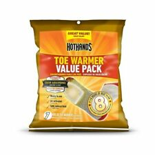 HotHands Adhesive Toe Warmer 7 pair Value Pack - Made in USA