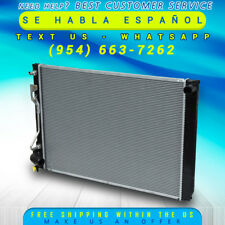 Radiator C/S Fits: Toyota Sienna 04-06 OEM:160410A380; RA-2925C-ACS
