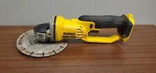 """Dewalt DCG412B 20V MAX Cordless 4-1/2"""" / 5"""" Grinder Tool Only"""