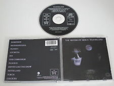 THE SISTERS OF MERCY/FLOODLAND((MISÉRICORDIEUX 2292-42246-2) CD ALBUM