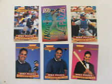 1994 Mike Piazza Rookieof the Year set of 6 promo cards